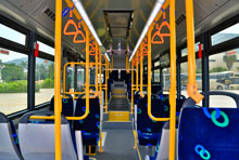 Golden Dragon Bus Israel New Products Promotion