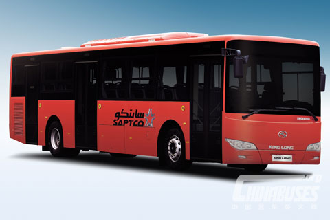 King Long Bus XMQ6127GS