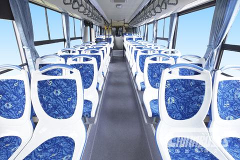 XMQ6127GS Interior