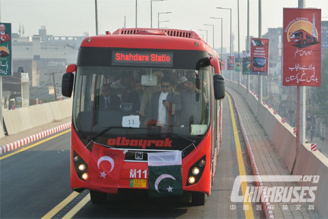 Sunwin Bus SWB6180
