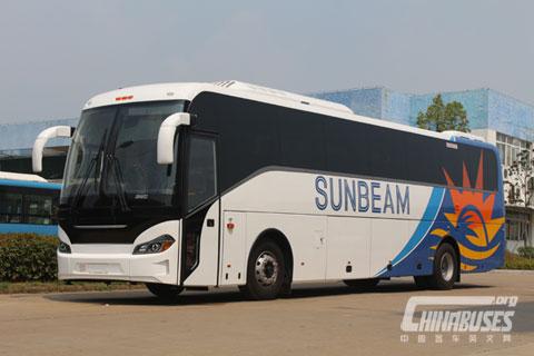 Bonluck Bus JXK6127CC5R