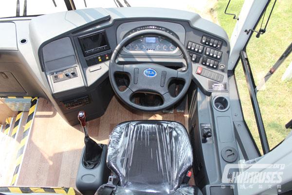 JXK6127CC5R Cab