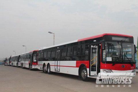 Bonluck Bus JXK6150