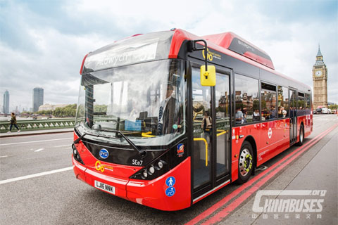 BYD Electric Bus K9
