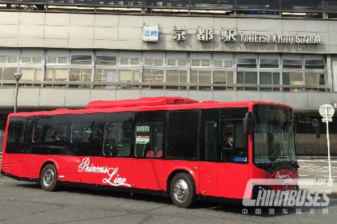 BYD Electric Bus K9
