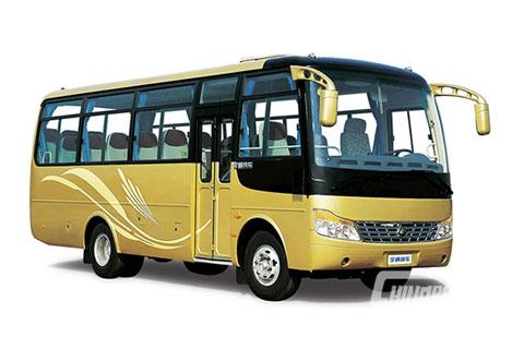 Yutong Bus ZK6752DFA9+YC4E140-20 engine
