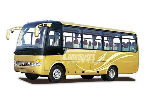 Yutong Bus ZK6752DFA9