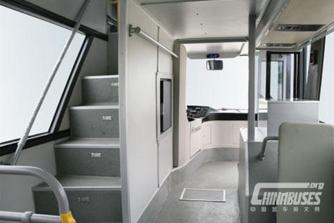 Ankai Bus HFF6110GS-1