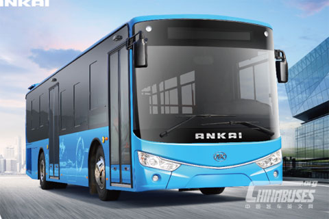 Ankai Bus HFF6121GZ-4