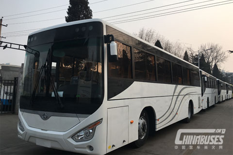 Changan Bus SC6105 (Semi Low Floor)