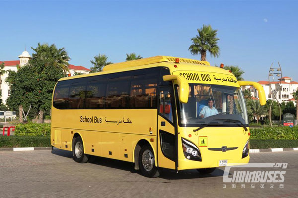 """Sunwin SWB6860: Recommend """"UAE Star"""" of China Buses"""