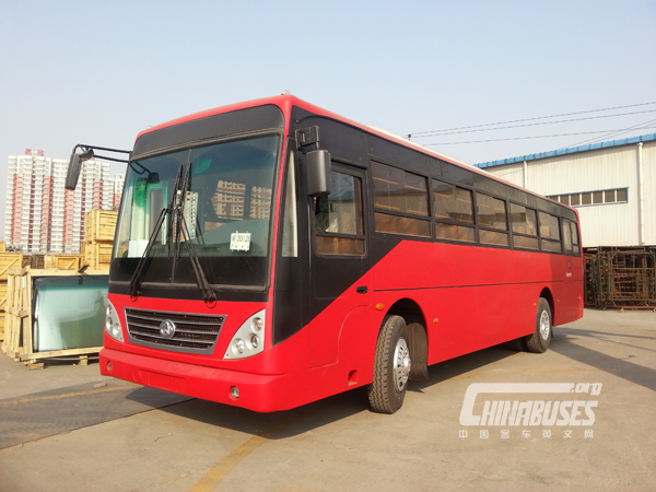"""Changan SC6108: Recommend """"Qatar Star"""" of China Buses"""