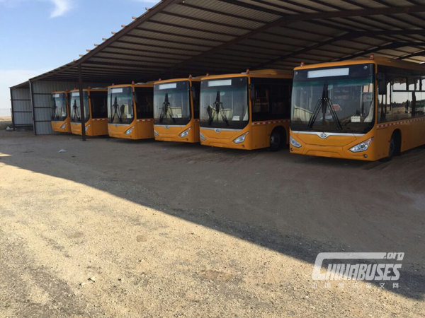 "Changan SC6901S: Recommend ""Kuwait Star"" of China Buses"