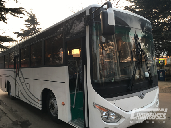 "Changan SC6105: Recommend ""Saudi Arabia Star"" of China Buses"