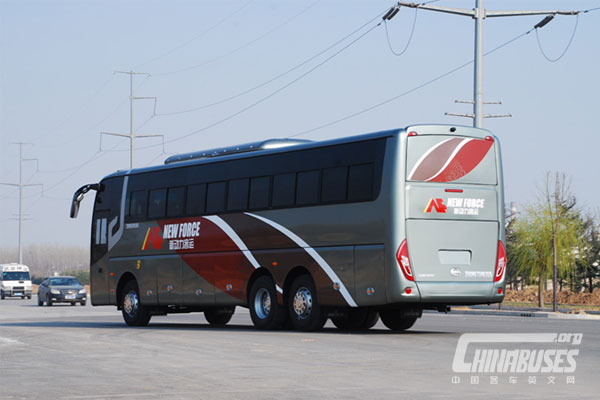 Zhongtong LCK6125A: Recommend