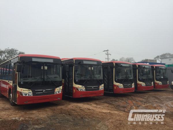 Zhongtong LCK6109DG: Recommend