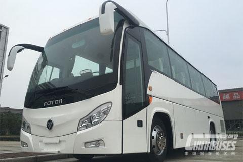 Foton AUV Bus BJ6902TD
