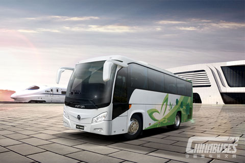 AUV Bus BJ6852U6LHB-4