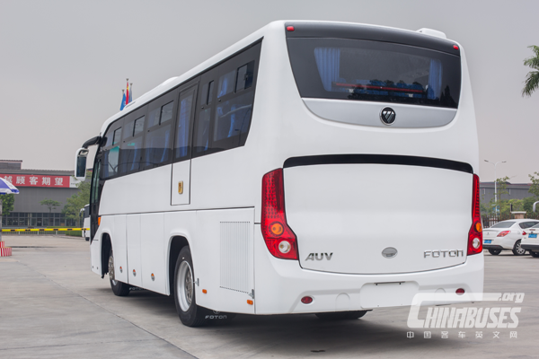 """Foton AUV BJ6852: Recommend """"U.A.E Star"""" of China Buses"""