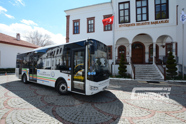 Muğla Municipality Buses Achieve 15 percent Fuel Economy Improvement with Allison Transmissions