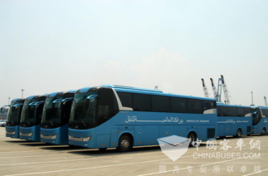 Wuzhoulong Secures Another Bus Order in Sudan