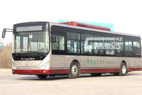 Zhongtong Bus LCK6122EVG Electric Bus