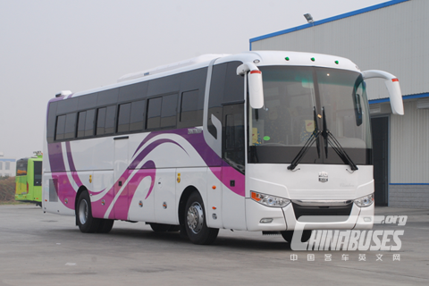 Zhongtong Bus LCK6125H