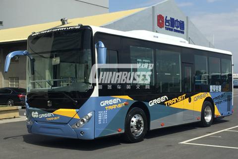 Zhongtong Bus LCK6900G
