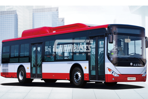 Zhongtong Bus LCK6125HQGA