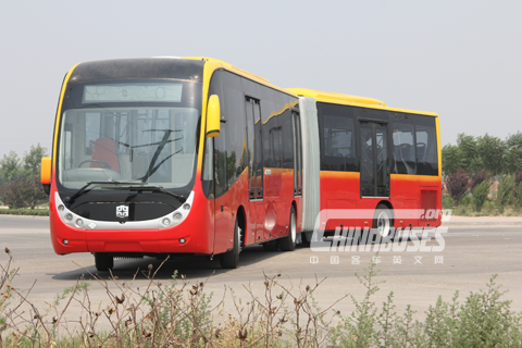 Zhongtong Bus LCK6180GC