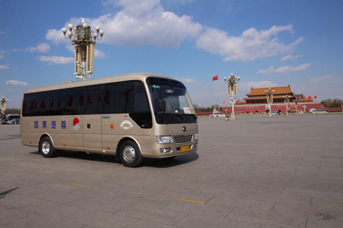 Yutong High-end Business Vehicles Make Big Splashes in Global Market