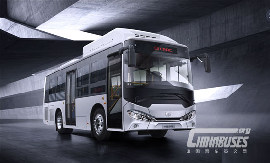 CRRC Times Electric to Deliver 1,000 Units New Energy City Buses to Xianning