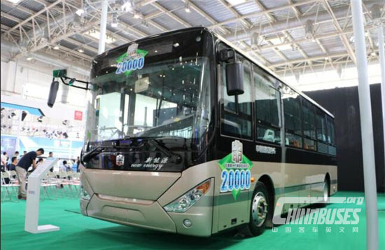 Zhongtong Takes the Lead in China's Bus-Making Industry