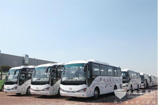 Higer and Guangda Tourism Automobile Realize a Win-Win Situation in Their Cooperation