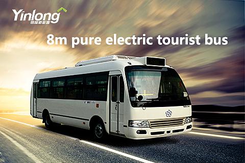 Yinlong Bus GTQ6808BEVB1