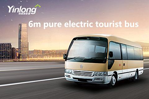 Yinlong Bus GTQ6601BEV1