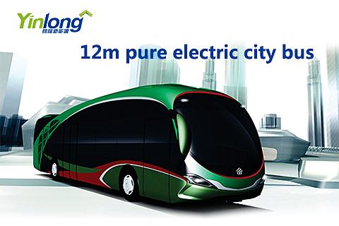 Yinlong Bus GTQ6126BEVBT3