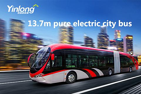Yinlong Bus GTQ6146BEVBT8
