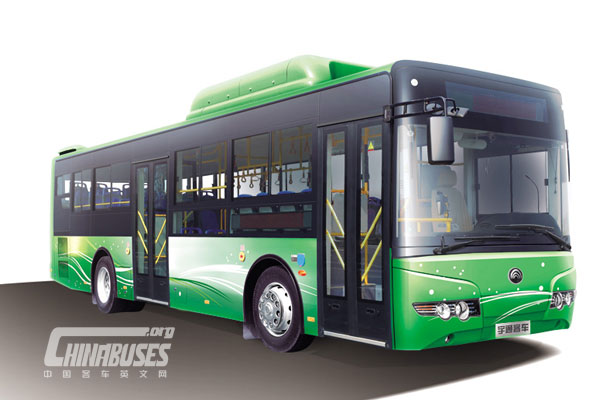 Yangon Bus Service to Buy 1,000 City Buses from China Yutong