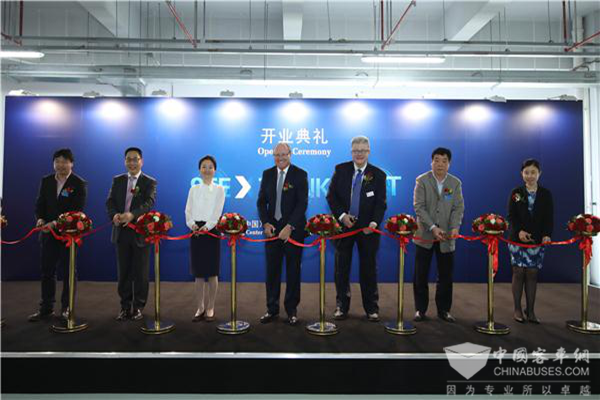 ZF Expands Development Capabilities in China