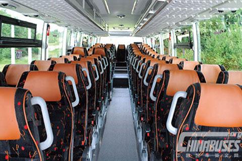 Yutong Bus ICE12