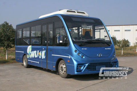 Anyuan Bus PK6800BEV