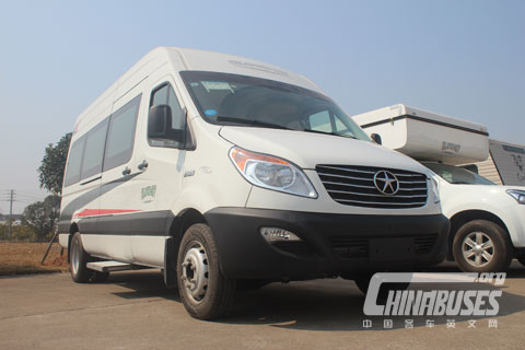 Anyuan Bus PK5040XLJ5