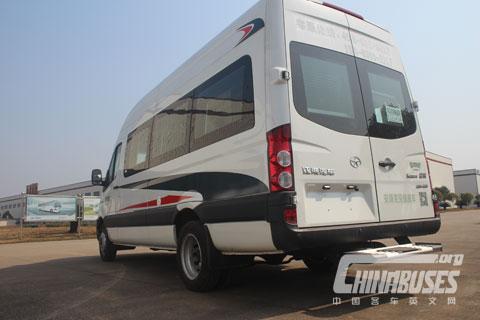 Anyuan Bus PK5040XL J5