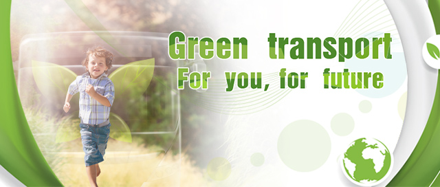 Yutong Green Transport:For you, For future