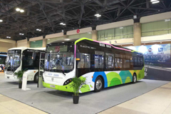 Bus & Truck Expo 2017 - New Energy: Chance and Challenge to Sunwin Development