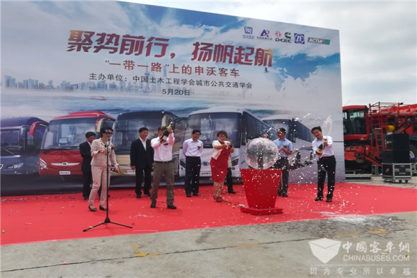 Dongfeng Cummins: Taking Chinese Buses Further on Belt and Road