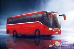 Ankai Releases A9 at Bus & Truck Expo 2017
