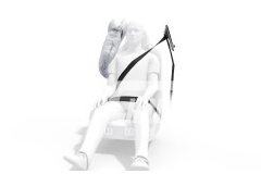 ZF Develops Seat-Integrated Advanced Center Airbag Concept