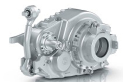 ZF to Supply Special Spur Gear Drives for Boston's Metro Trains